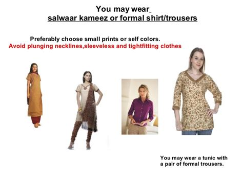 Mba Dress Code Indian by Dress Code