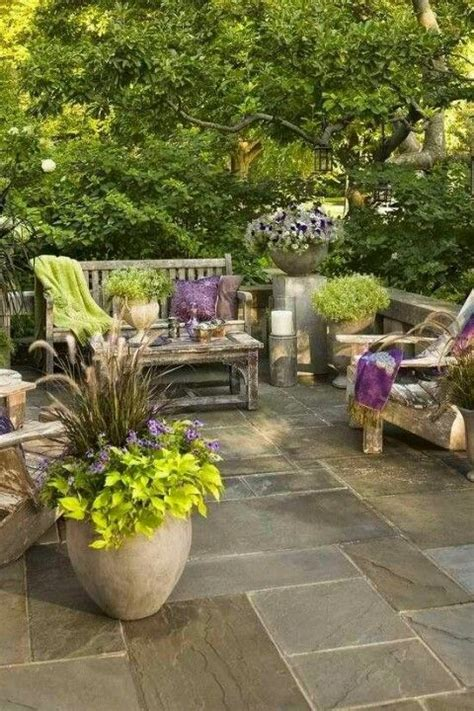 beautiful patio dream home pinterest