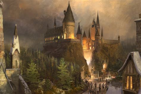 california s wizarding world of harry potter has an opening date