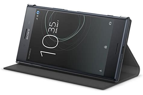 Topi Official 1 Premium official sony scsg10 black style stand cover xperia xz premium 7311271578666 ebay