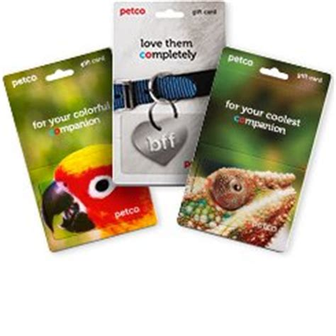 Websites That Give Free Gift Cards - petco gift cards
