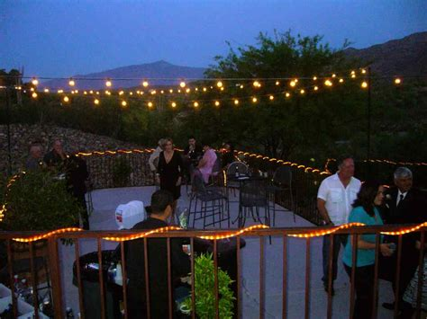 outdoor party 16 stunning outdoor lighting ideas ultimate home ideas