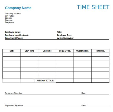 bi weekly timesheet template simple payroll in format ideal