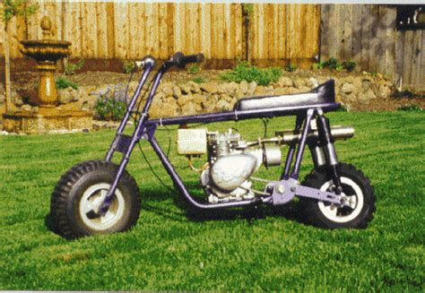 vintage doodle bug mini bike for sale vintage taco minibikes buy a new minibike