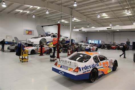 Hendrick Motorsports Garage Tours by Official Home Of Schrader Racing