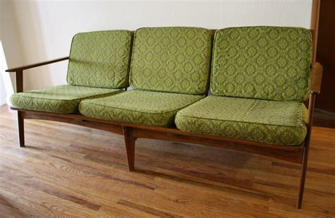 Piping Upholstery Sofa Picked Vintage