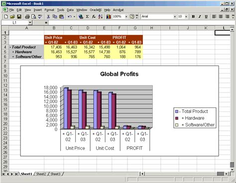 Excel Spreadsheet To Graph by Miss Tim Excel