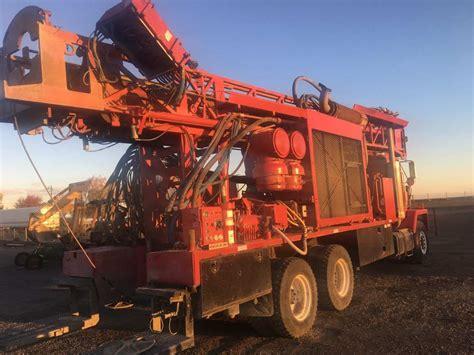 ingersoll rand   drill rig venture drilling supply