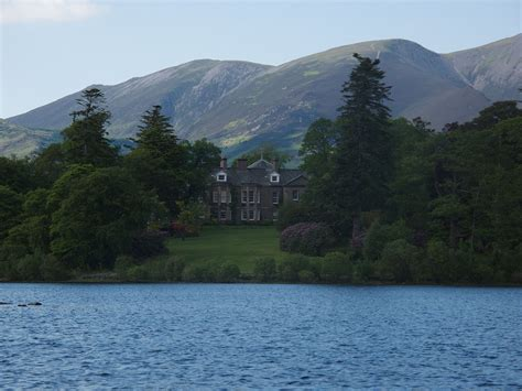 The House On The Island derwent island house