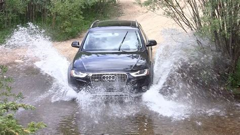 Audi A4 Offroad by 2013 Audi Allroad Quattro Road Review Drive