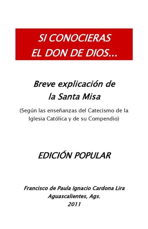 libro si conocieras el don si conocieras el don de dios by spj valencia issuu