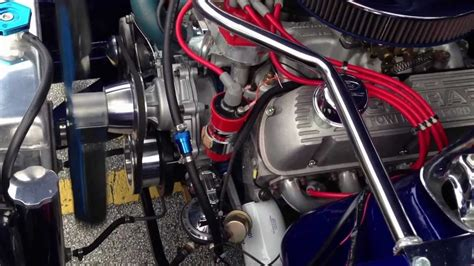 1965 ford mustang fastback gt350 tribute 302 v8 engine