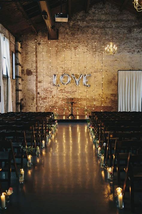 Como Decorar una Boda Estilo Industrial   Tendencias 2016
