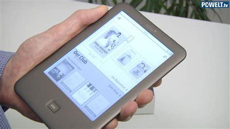 kindle beleuchtung kindle alternative ebook reader tolino shine im pc welt