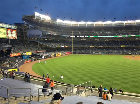 Section 235 Yankee Stadium by Yankees Seats 235 Brokeasshome