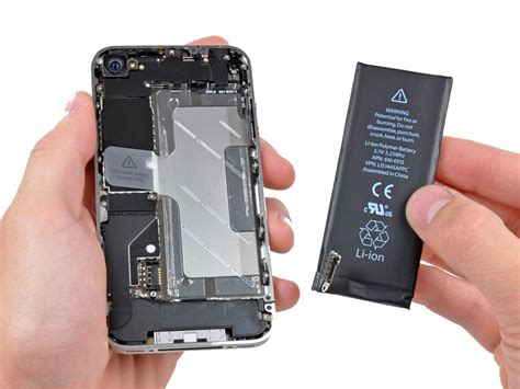 iphone 4 battery replacement at t vzw electronics repair