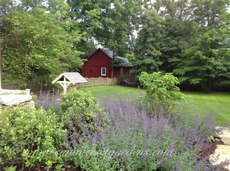 Country Backyard Landscaping Ideas Garden Design A Ny Country Landscape Design