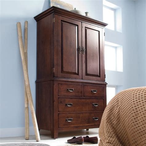 kincaid armoire kincaid stonewater four drawer armoire stonewater is