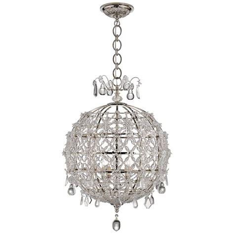polished nickel chandeliers aerin chandelier polished nickel williams sonoma