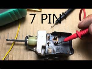 how to test wire troubleshoot gm headlight switch youtube
