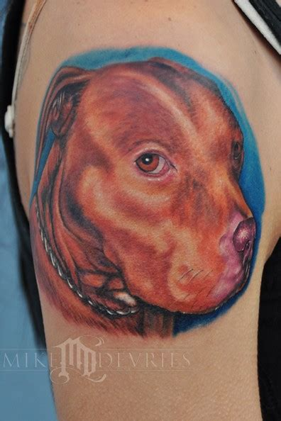 tattoos of pitbulls s the pits bulls that is pit bull tattoos