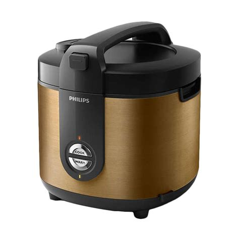 Rice Cooker Philips Hd 3128 33 philips rice cooker hd3128 hd 3128 gold elevenia