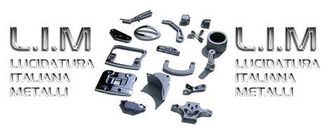 banco metalli bologna micropallinatura inox cromatura alluminio lucidatura metalli