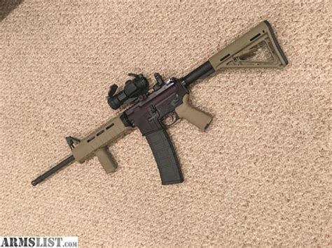 Mba 3 Stock On Ruger Ar 556 by Armslist For Sale Ruger Ar 556 With Magpul Furniture