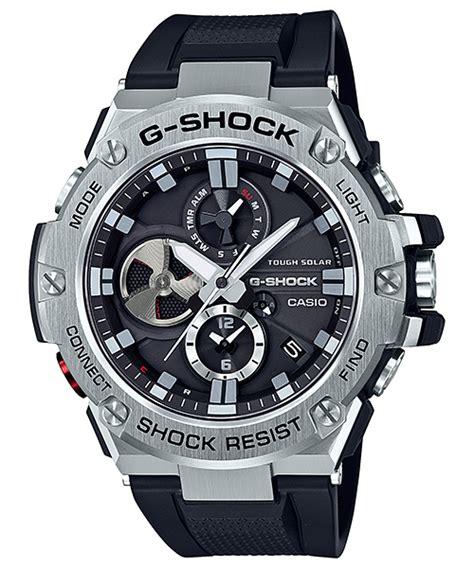Casio G Shock Gst B100 gst b100 1a g steel g shock timepieces casio