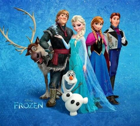 frozen cast wallpaper frozen cast of characters birthday ideas pinterest