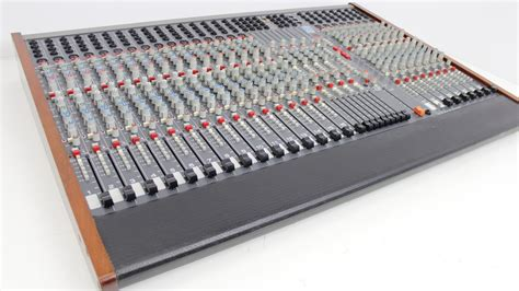 Mixing Desks by Allen Heath 24 Channel Mixing Desk Mostly Working