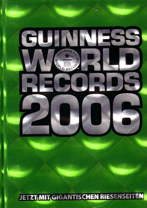libro guinness world records 2006 isbn 9783896810090 quot guinness world records 2006 quot neu gebraucht kaufen