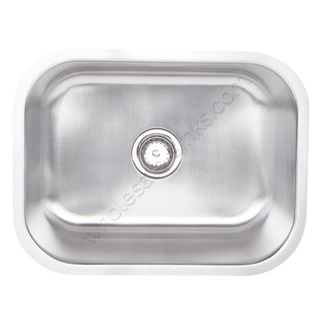 single bowl undermount sink stainless steel undermount sink single bowl 18g 23 18