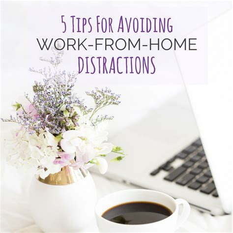 5 tips for working from home huffpost 5 tips for avoiding work from home distractions life she