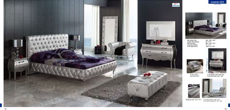 esf lorena modern furniture platform beds sectionals