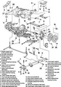 Volvo 960 Coilovers Repair Guides Rear Suspension Rear Suspension