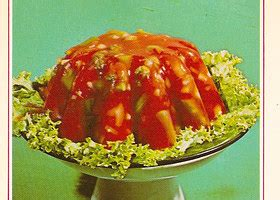 Would You Rather Eat Ham Or For Easter Dinner by Which One Of These Disgusting Vintage Foods Would You