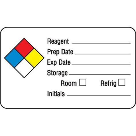 printable msds label image gallery msds labels