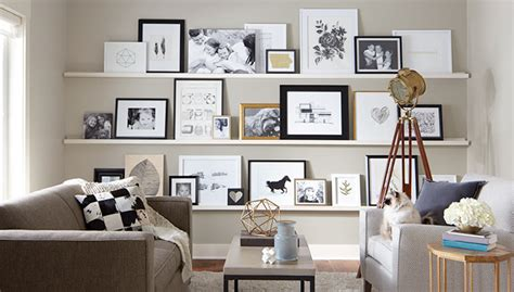 picture ledge ideas amazing picture ledge ideas for creating a statement wall
