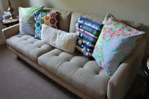 How To Make Sofa Pillows I Must All The Pillows Ms Premise Conclusion