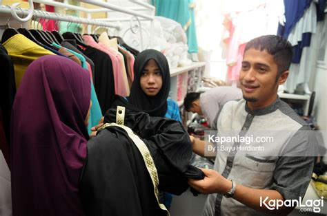 Baju Koko Irfan Hakim Jualan Baju Muslim Irfan Hakim Malah Dikerubuti Ibu Ibu