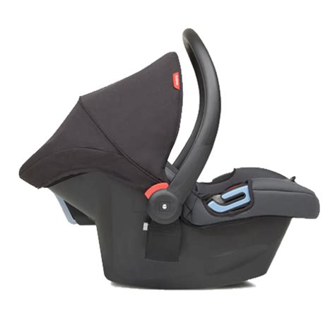 why every infant car seat needs a european belt path for phil teds alpha baby car seat side view of alpha capsule