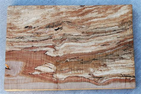 guitar tone woods spalted maple