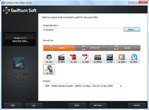 mov video joiner free download full version swifturn soft swifturn free video joiner free video