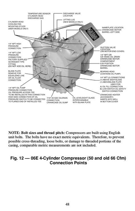 CARLYLE 06D 06E 06CC COMPRESSOR WORKSHOP MANUAL - Auto