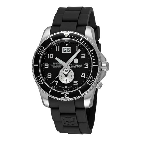 Swiss Army 701 Dual Time For victorinox swiss army maverick gs dual time 241440 victorinox touch of modern