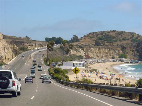 Pch Airport - brief history of the pacific coast highway