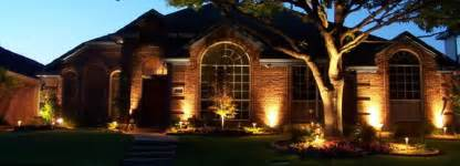 Exterior accent lighting trend with picture of exterior accent