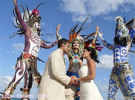imagenes boda maya una ceremonia diferente boda maya