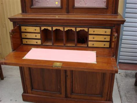 antique drop front desk with hutch antique drop front desk antique furniture